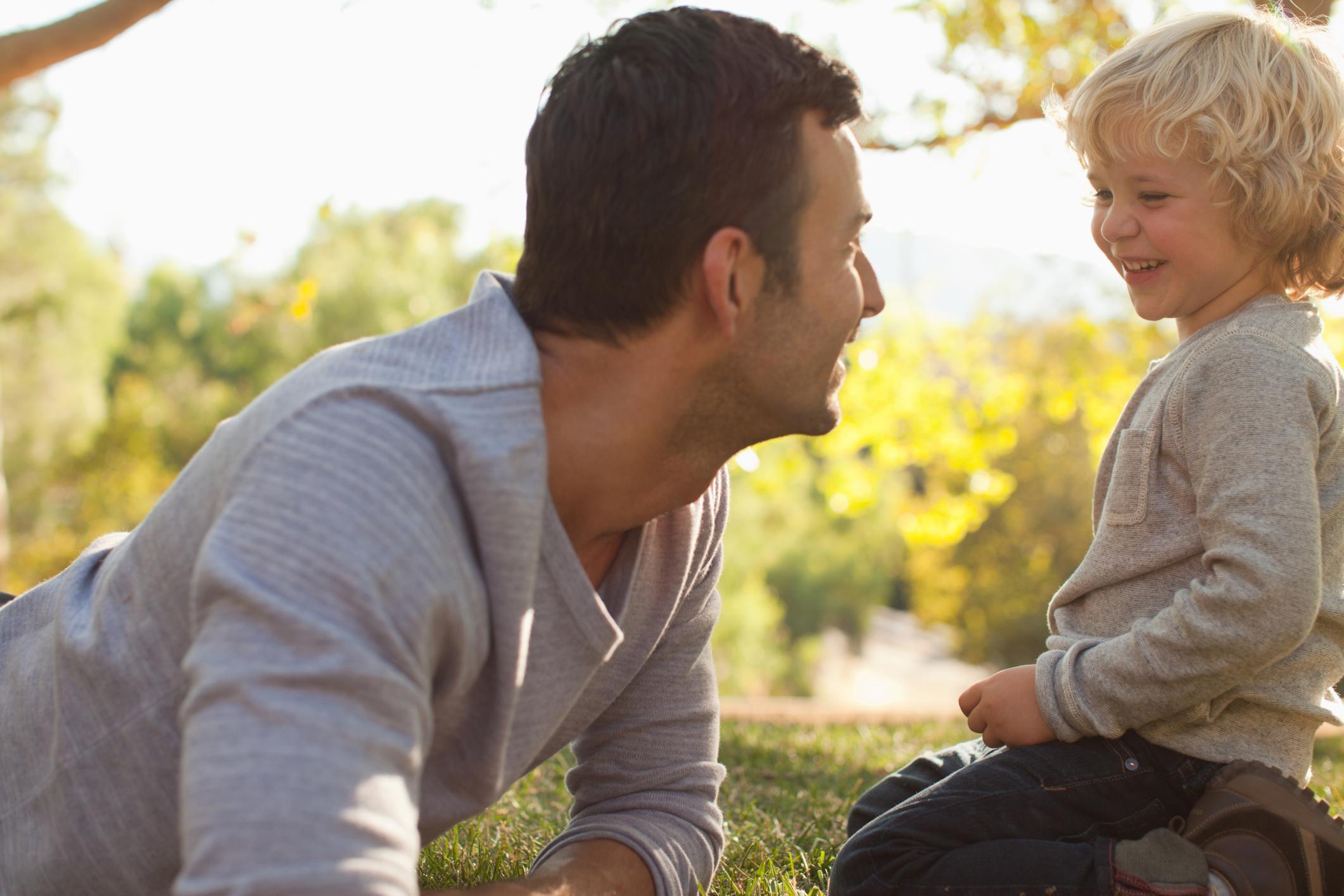 Ten Commandments for Successful Fathers