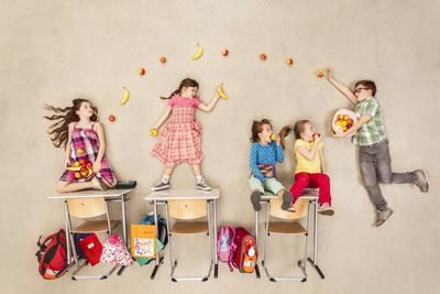 healthy snacks lesson plan