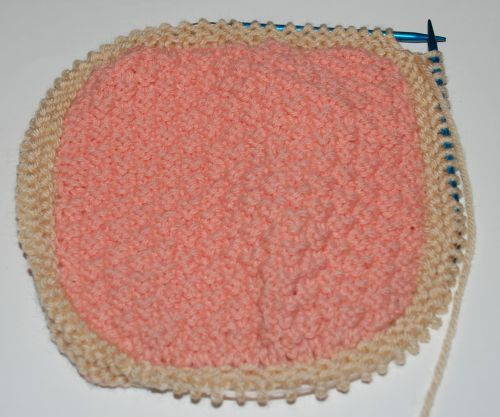 How To Knit A Blanket Border On An Afghan