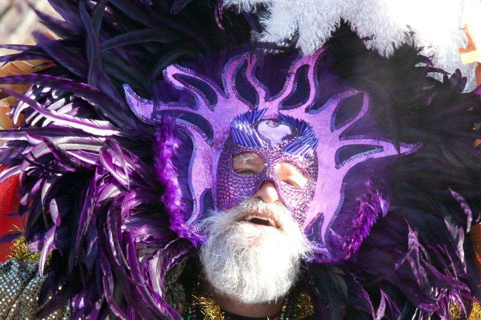 Magic Hat Mardi Gras in New England