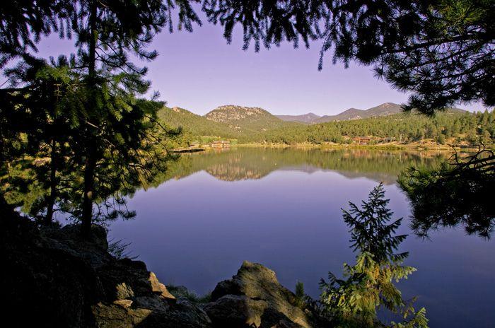 Evergreen Lake