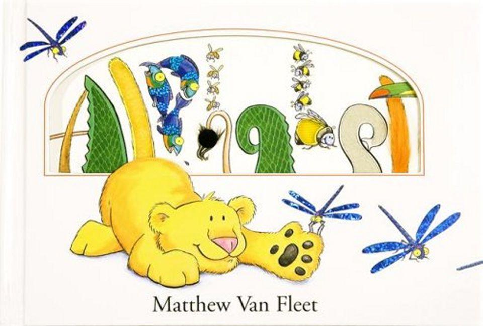 A picture of Alphabet by Matthew Van Fleet