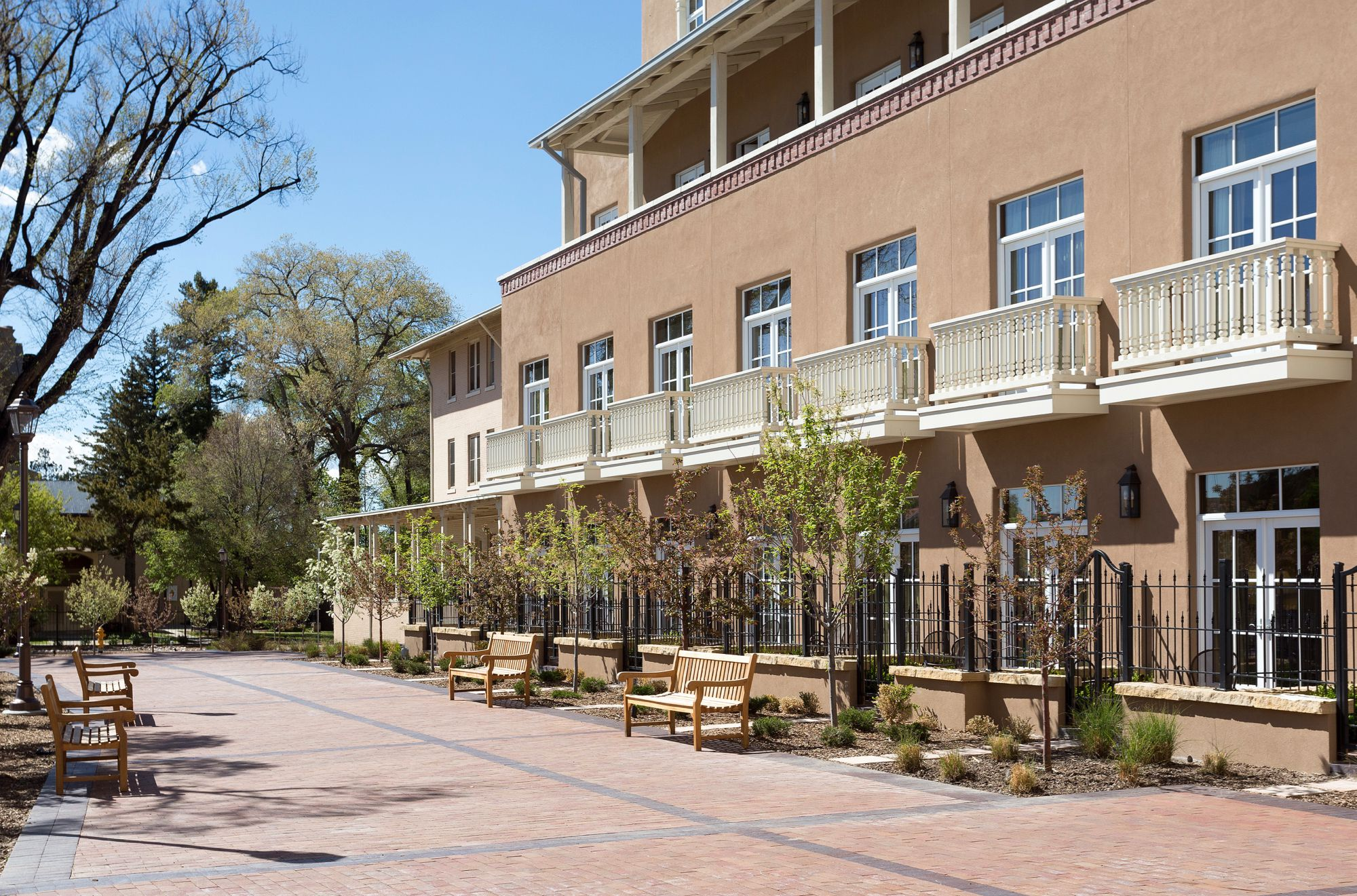 Drury Plaza Hotel Santa Fe Lux for Less Top Location