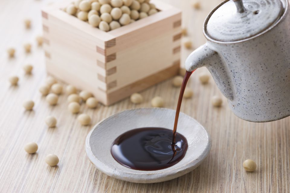 Soy Sauce and Soybean