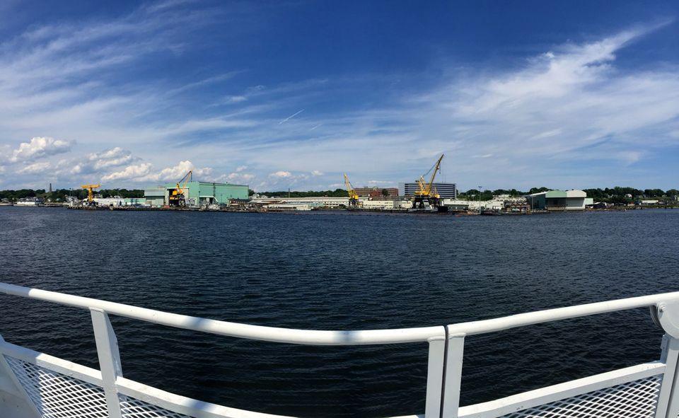 Mohegan Sun Ferry Sea Jet