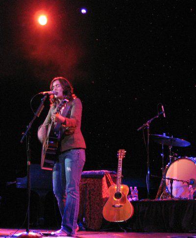 Brandi Carlile Live in Concert in Seattle