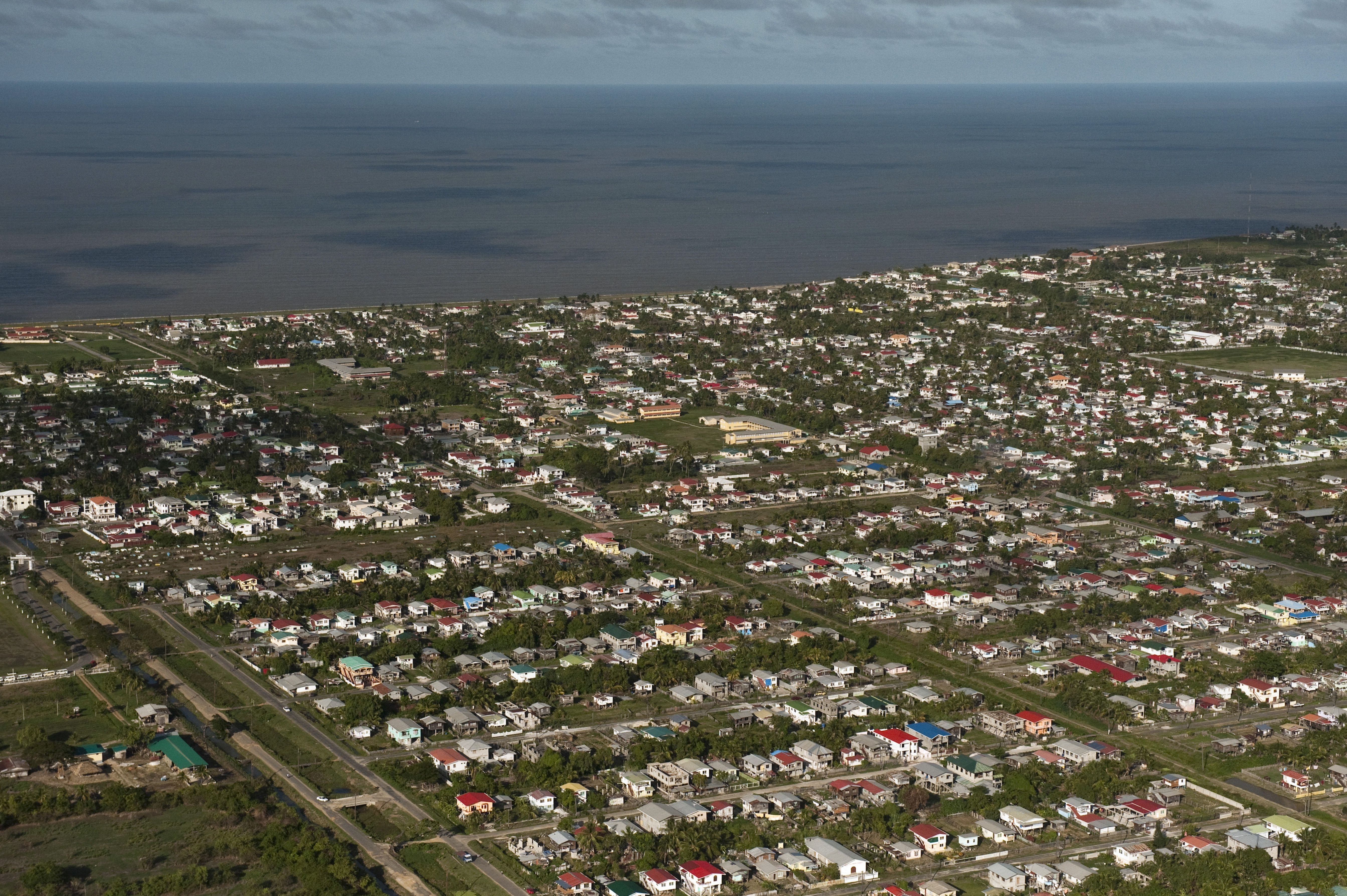 High Risk Car Insurance >> Facts and Background on Georgetown, Guyana