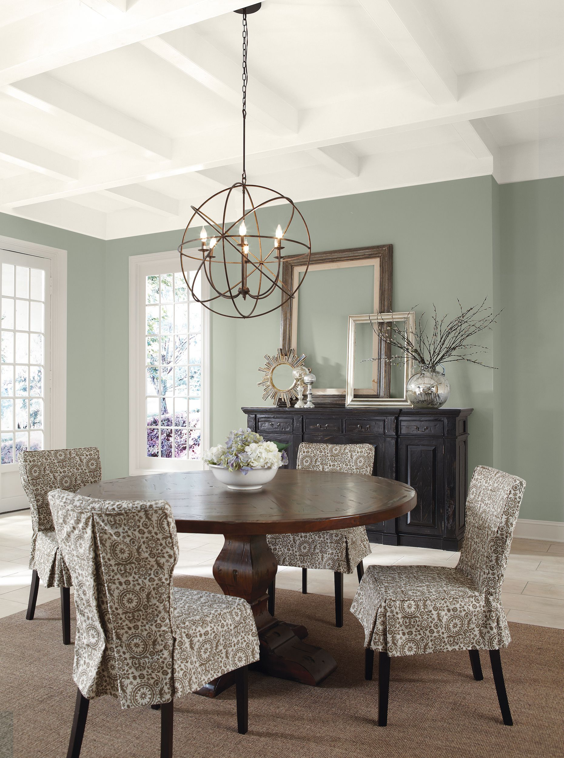 dining room paint color ideas sherwin williams | See Sherwin-Williams Color Palettes