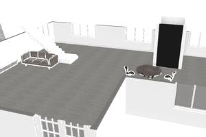 Screenshot Of The 3D View A Design Built In Floorplanner