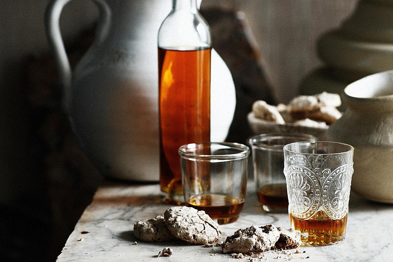 An Easy Recipe for Homemade Amaretto Liqueur