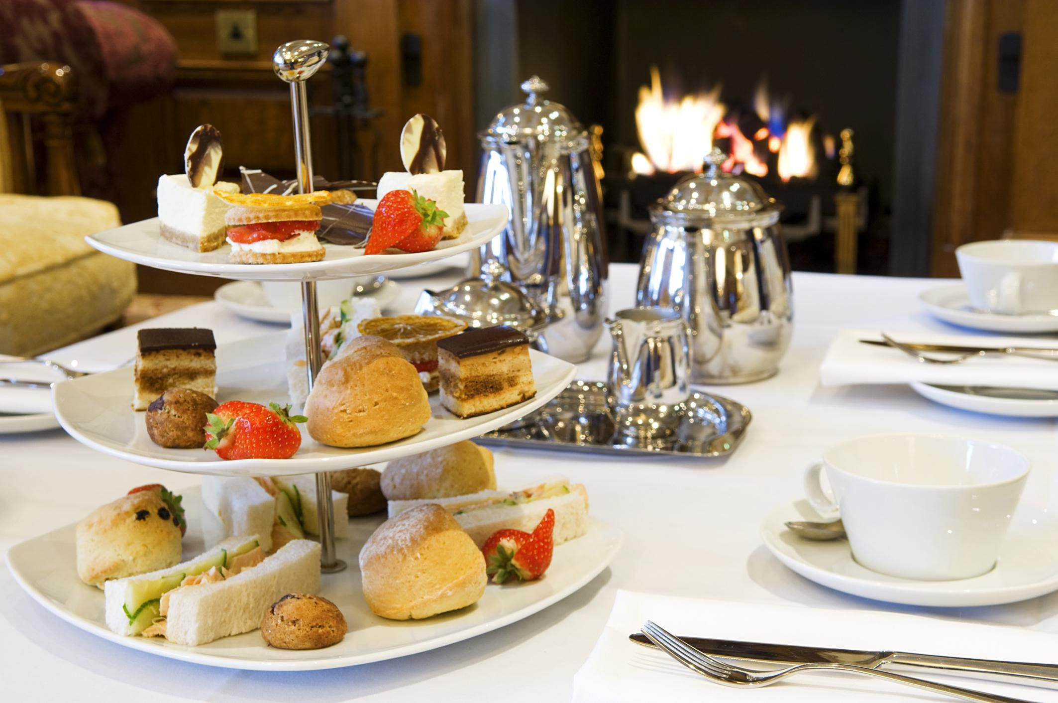 Basics of High Tea and Afternoon Tea
