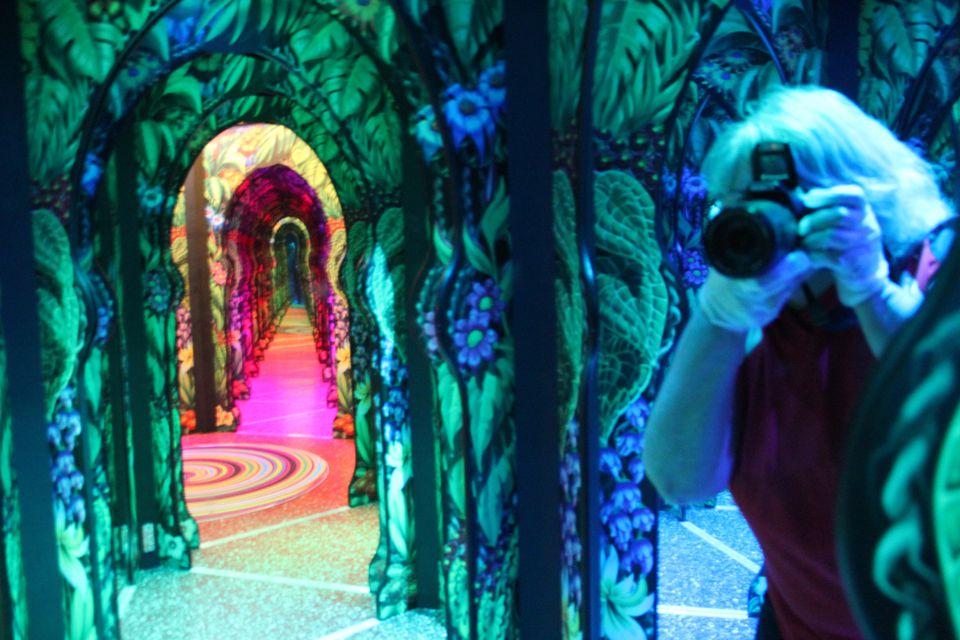 OdySea Mirror Maze Scottsdale