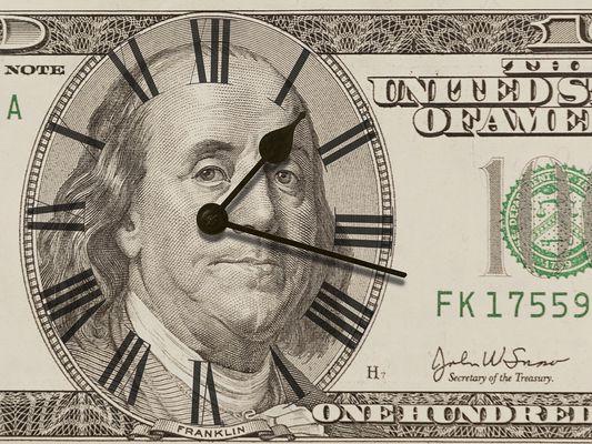 Money Clock