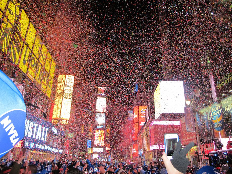 New York City New Year's Eve
