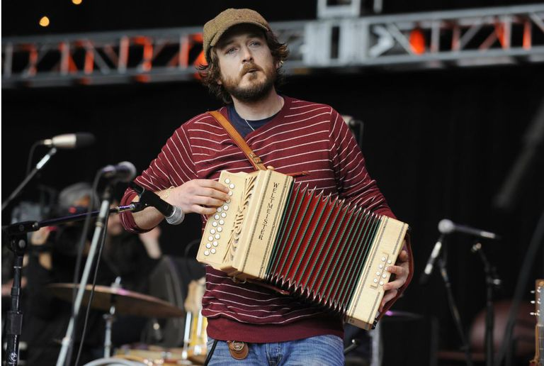 Eric Judy of Modest Mouse