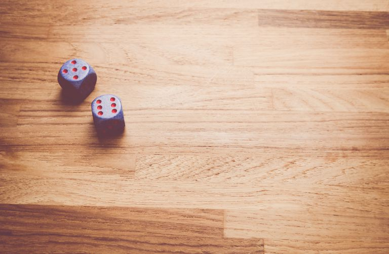 Random assignment by rolling dice