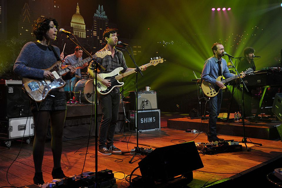 KLRU-TV presents The Shins for ACL Live