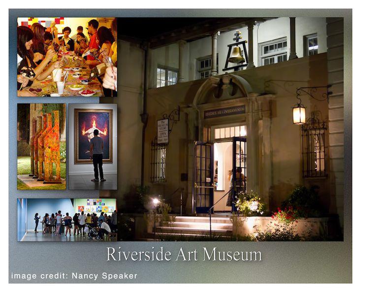Riverside Art Museum.