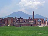 Pompeii, Mt. Versuvius