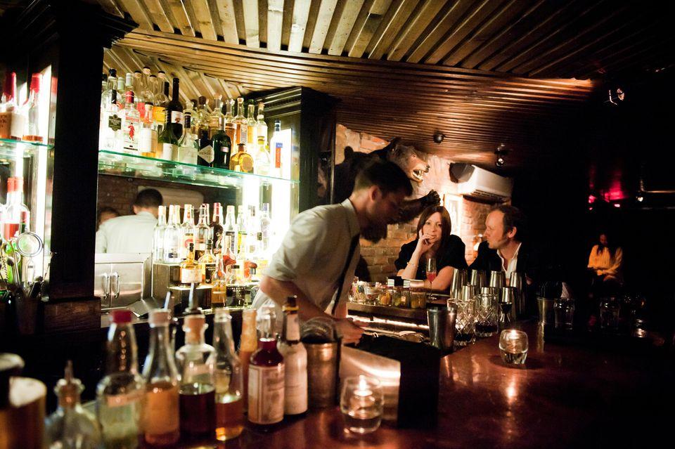 PDT bar in New York City
