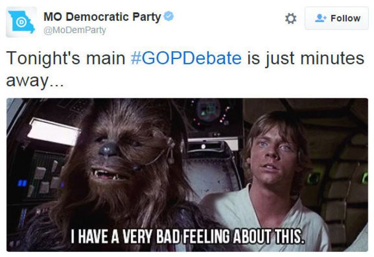 Funny Memes For Republicans : Funny star wars memes with a political twist