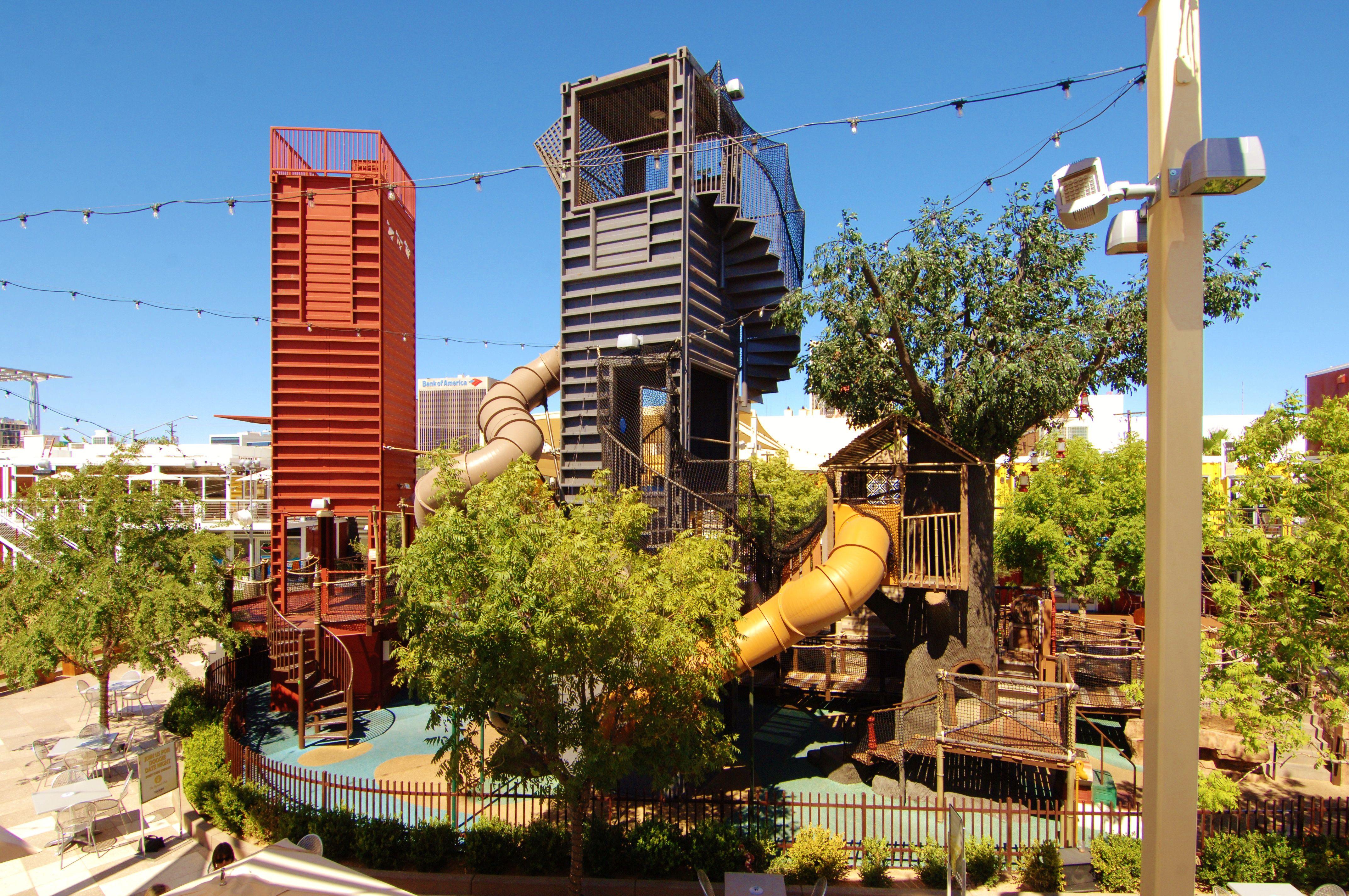 Nine Toddler Friendly Attractions In Las Vegas