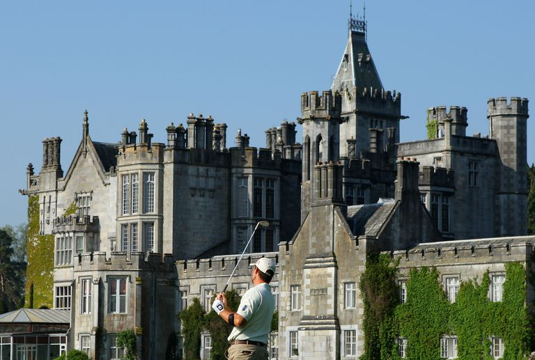 Adare Manor Hotel and Golf Resort in Limerick, Ireland