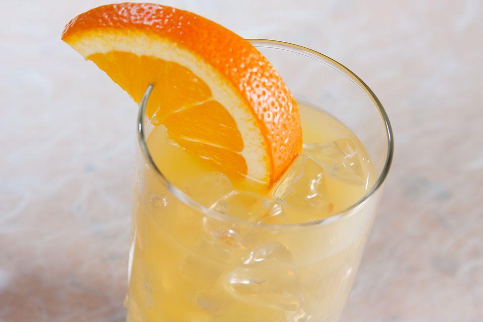 Sloe Screw Cocktail