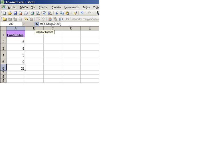 Funciones Matemáticas y trigonométicas en Excel