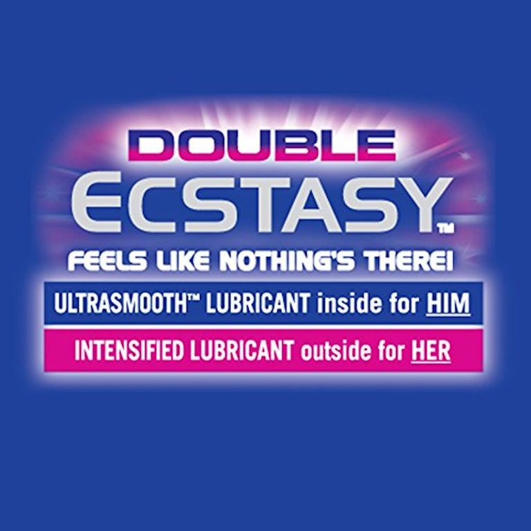 Double Ecstasy Condoms