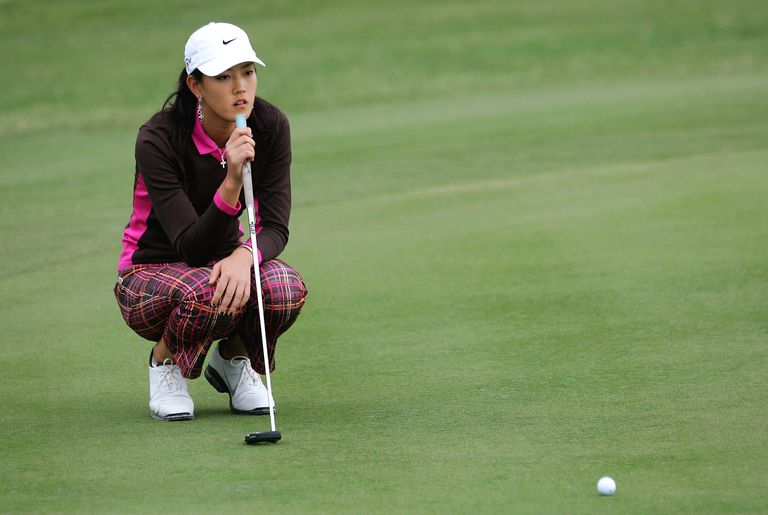 Michelle Wie in 2006
