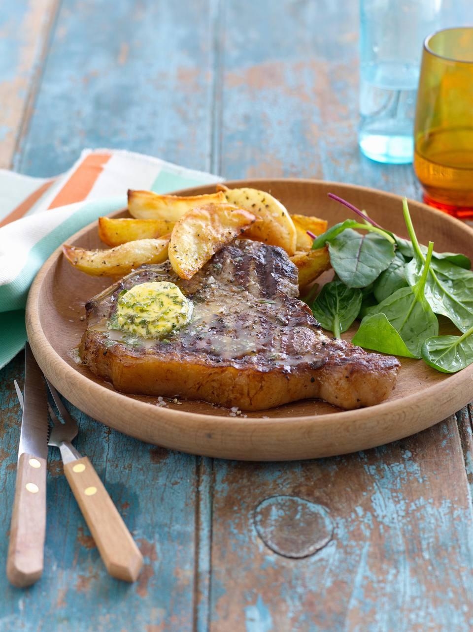 Jalapeno-Lime Steak Topper