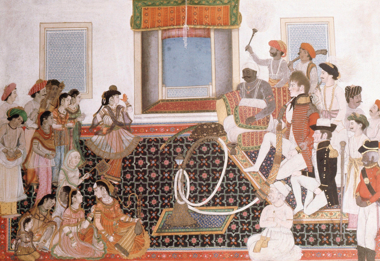 East India Company - Historien om Storbritannien-1927