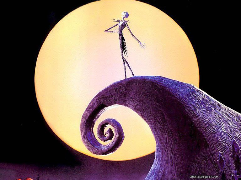 Tim Burton's The Nightmare Before Christmas / Disney