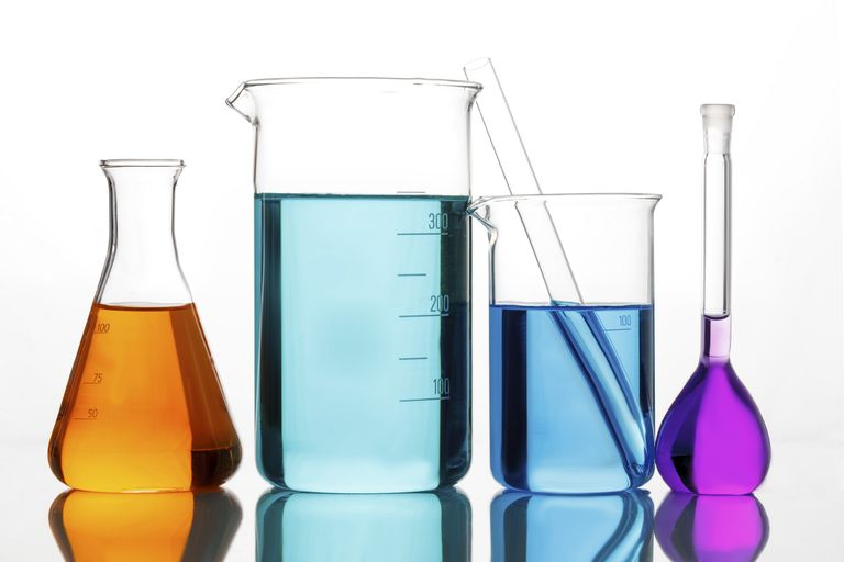 how to make a solution chemistry