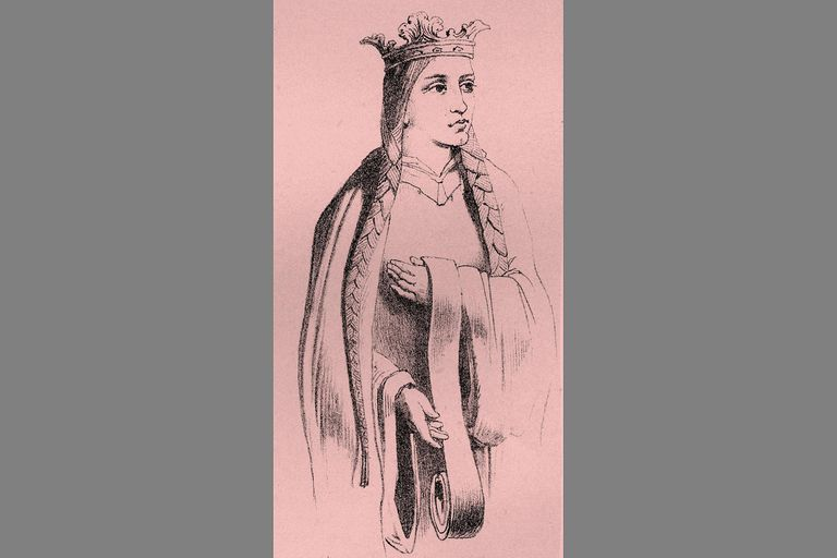 Empress Matilda, Countess of Anjou, Lady of the English