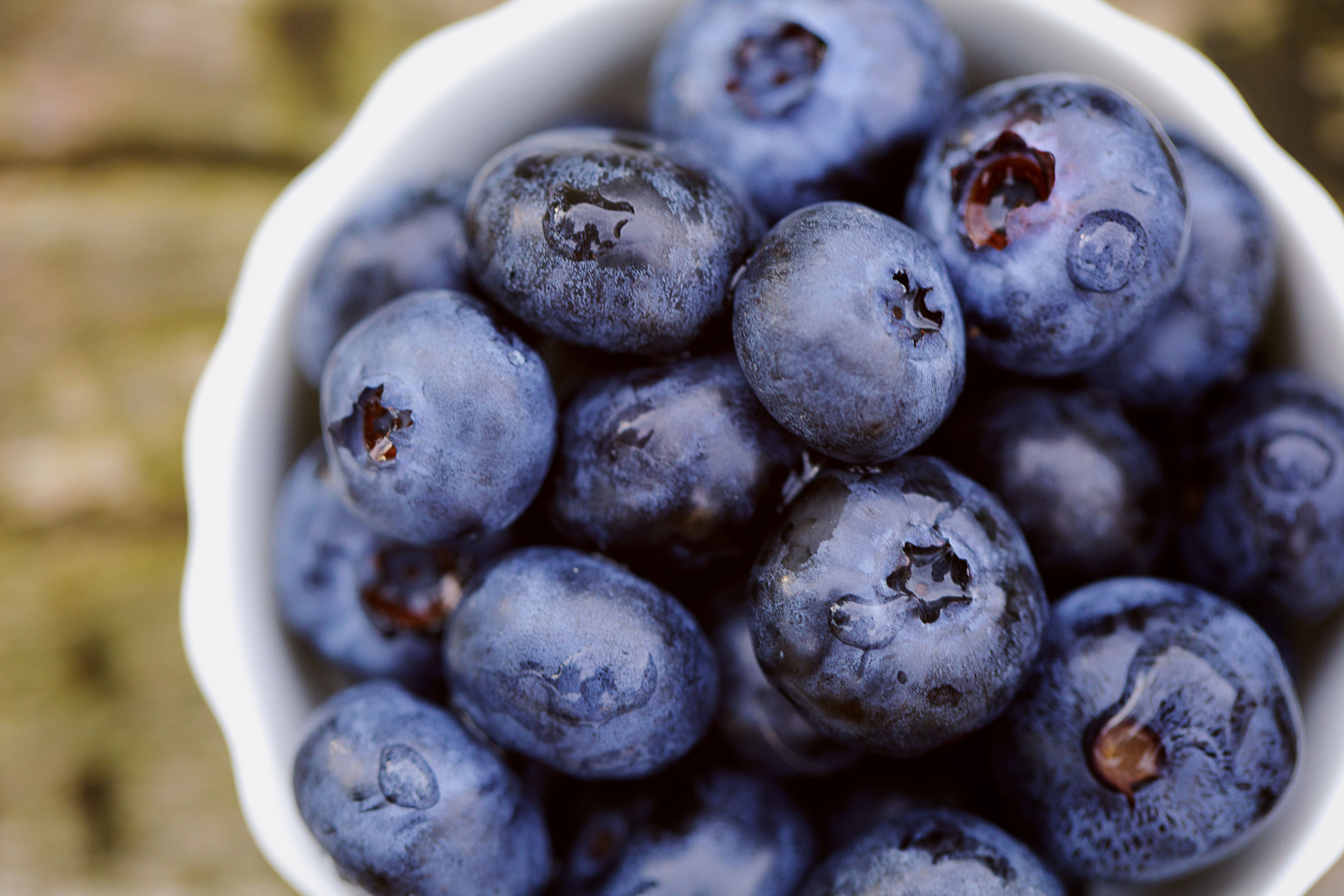 how to eat more blueberries