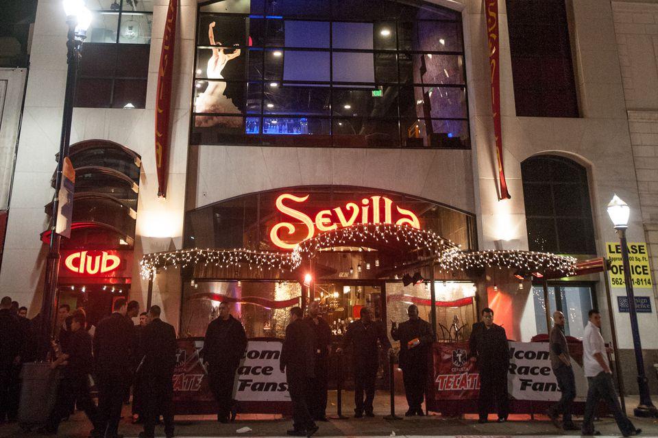 Sevilla Cafe and Nightclub in Long Beach, CA