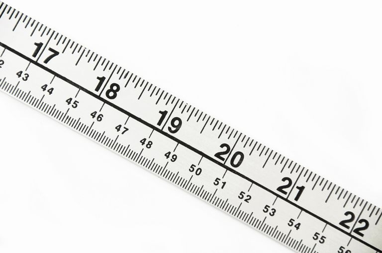 The meter, yard, inch, and centimeter are all units of length