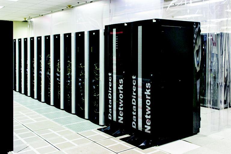 Super computer cluster