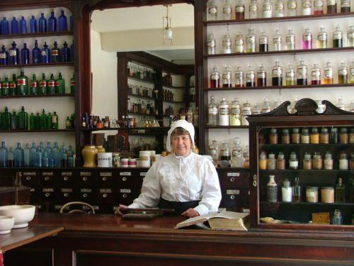 The Chemist's Shop