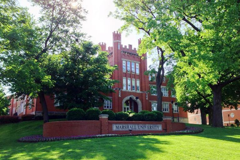 Marshall University Old Main Building
