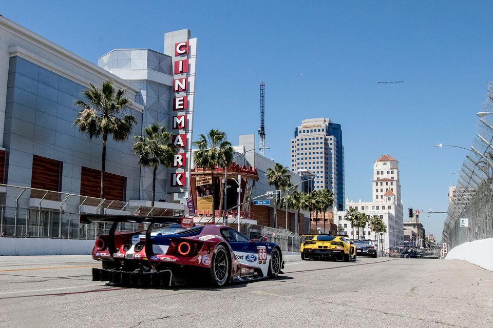 settings 2018 Toyota Grand Prix of Long Beach