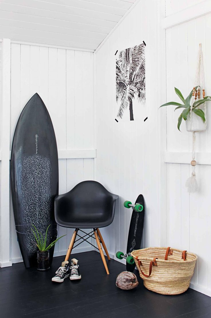 Surf S Up 8 Interiors With California Cool Style