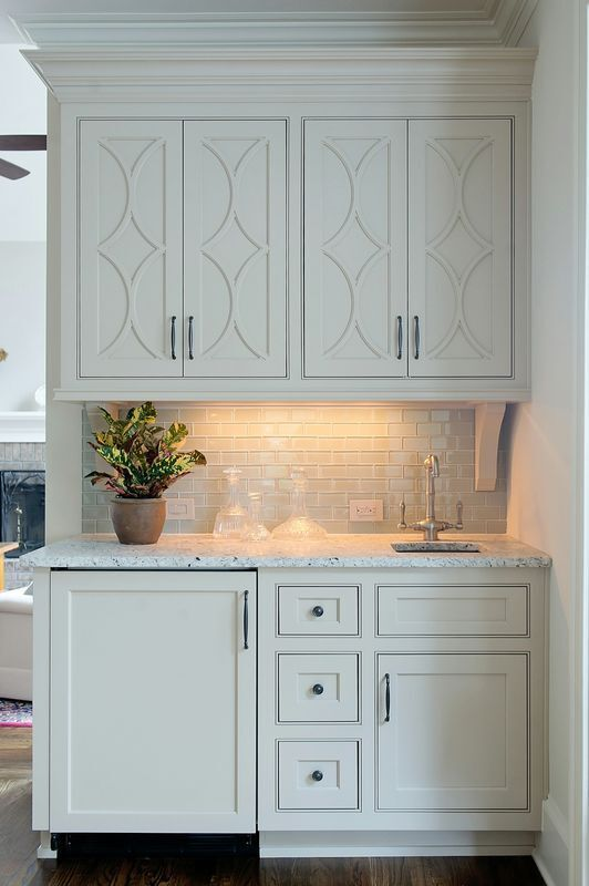 Integrate Taupe Paint Into Your Kitchen - Taupe kitchen cabinets