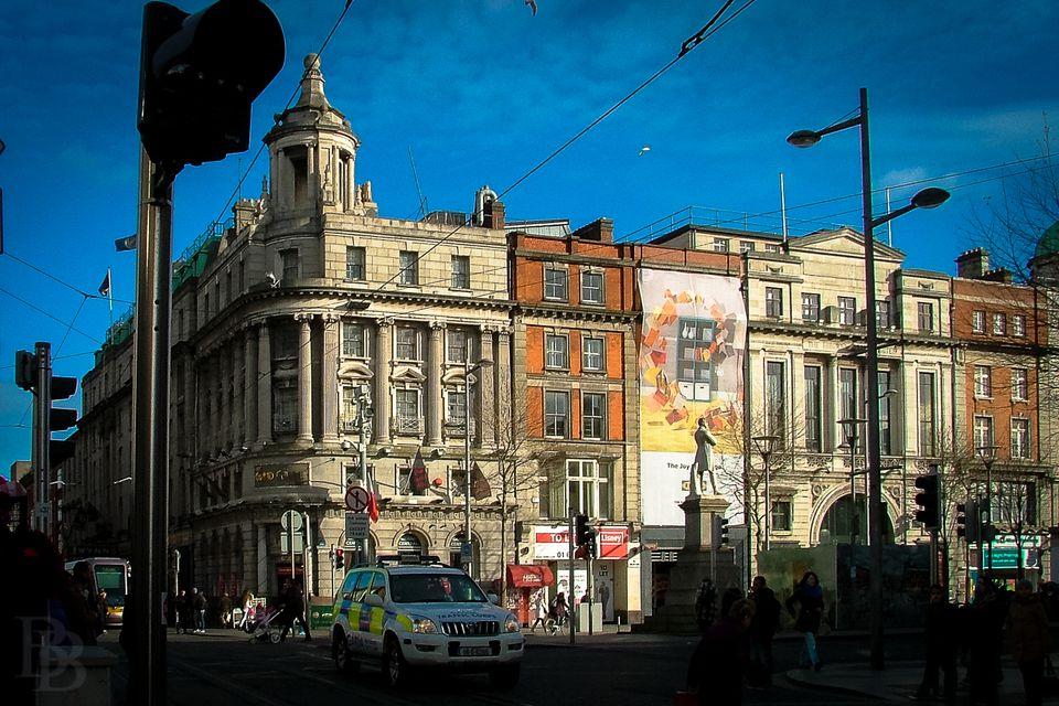 Dublin's O'Connell Street