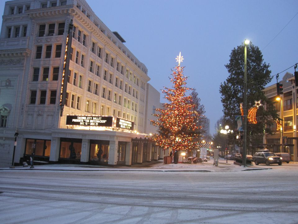 Tacoma Christmas Tree