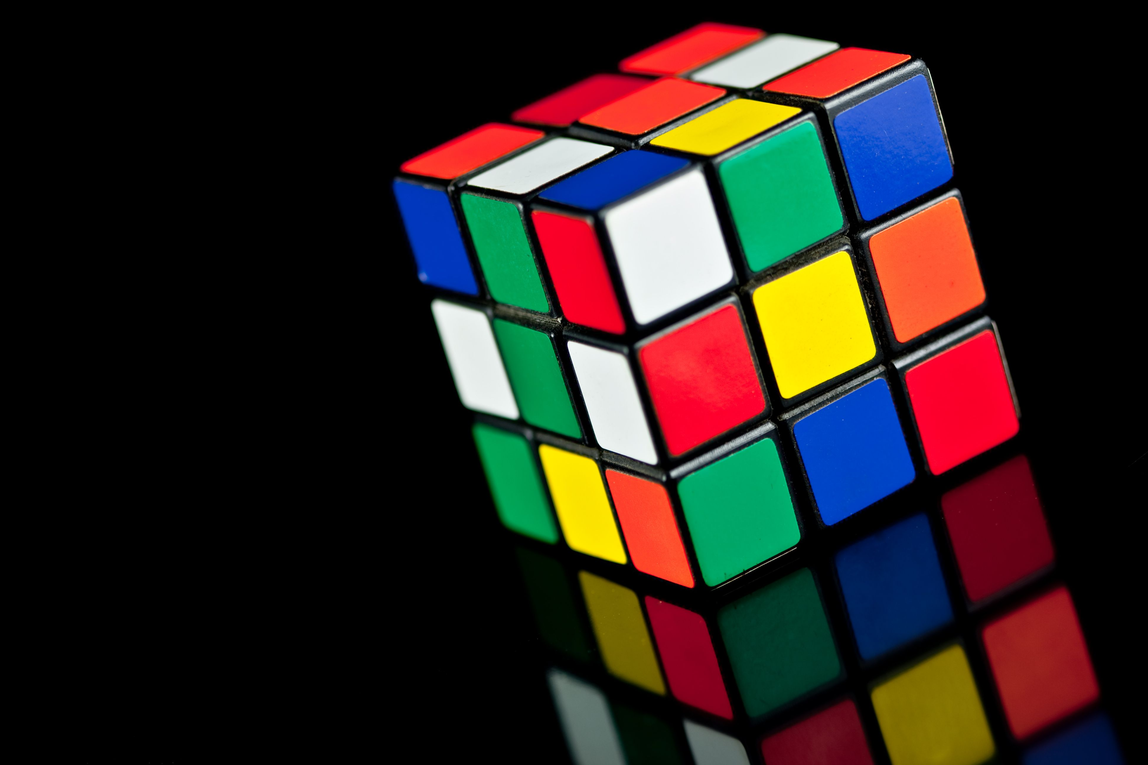 rubick cube essays The math behind solving the rubik's cube in this scientific american video essays on movement science, movement ecology, and the nature of movement.