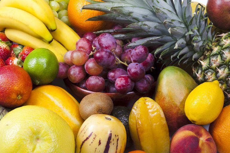Frutas ex ticas ricas en vitamina c - Frutas tropicales y exoticas ...