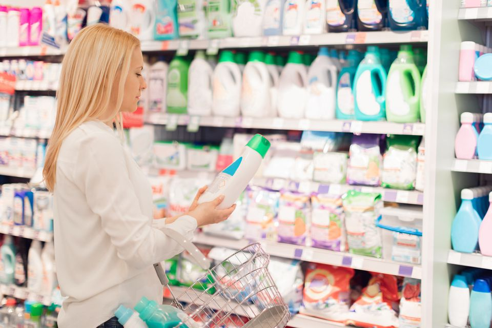 Shopping for Detergent